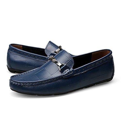 Armada Hombre Mocasines Papel Para shoes Shufang De wqfBSxa10