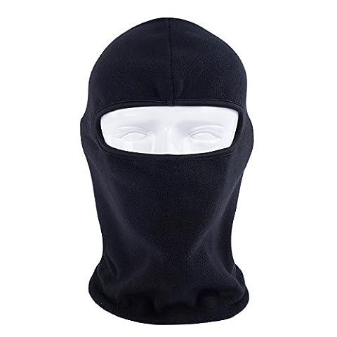 Winter Balaclava Ski Mask Fleece Windproof Motorcycle Snowboard Snowmobile Tactical Full Face Mask Under Helmet - Winter Balaclava