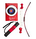 Bow and Padded Arrow Set, Dragon