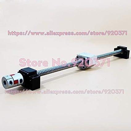 Amazon.com: Lysee SFU1204 set RM1204 rolled ball screw C7 ...
