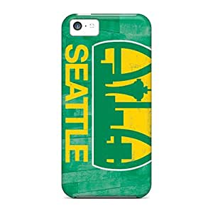 Iphone 5c Case, Premium Protective Case With Awesome Look - Nba Hardwood Classics