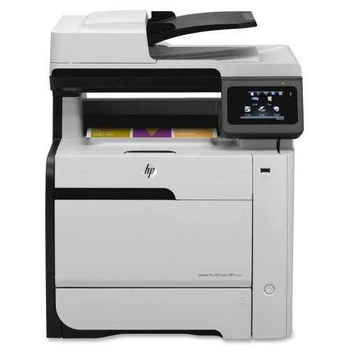 HP LaserJet Pro 300 M375NW Laser Multifunction Printer - Col