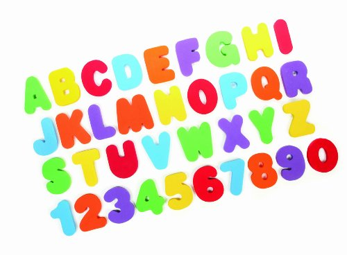 Little Tikes Bath Letters and Numbers, Baby & Kids Zone