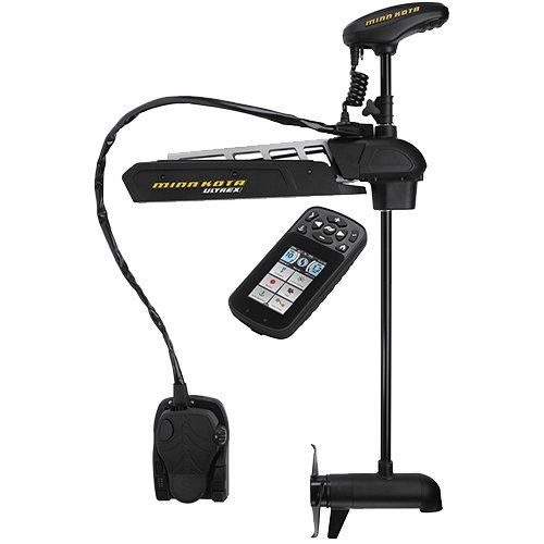 "Minn Kota Ultrex 80 US 45"" Shaft Link 80 lbs Thrust 24V Trolling Motor with i-Pilot Link & Bluetooth"