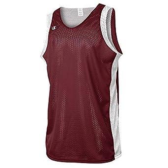 Champion hombre Reversible baloncesto camiseta sin mangas para ...