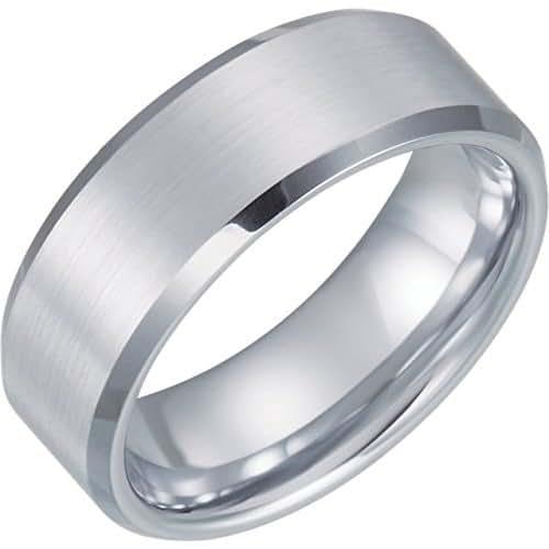 90 mens wedding bands mens titanium textured