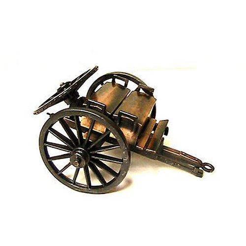 Miniature Civil War Cannon Caisson