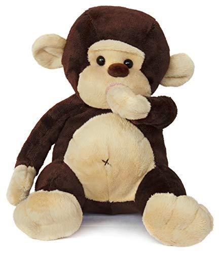 Ice King Bear Naughty Eat Finger Little Monkey - Multiple Poses Stuffed Animal Plush Toy (Original) ()