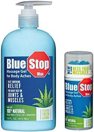 Top 10 Best blue stop max massage gel Reviews