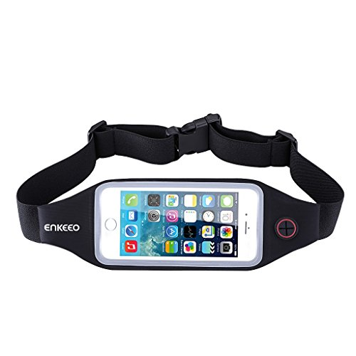 Enkeeo Lightweight Sweatproof Headphone Zippered product image