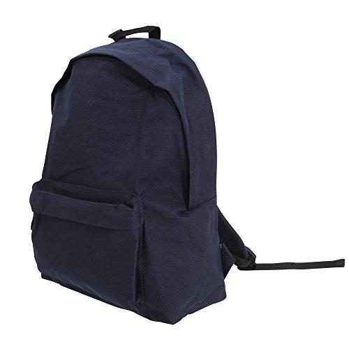 Bagbase Maxi Fashion Rucksack, 22 Liter Graphite