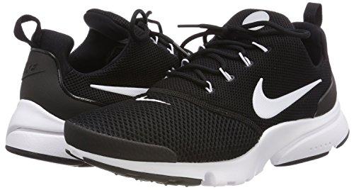 Homme black black Chaussures 002 Fly Presto De Gymnastique Nike Noir white qwXg46