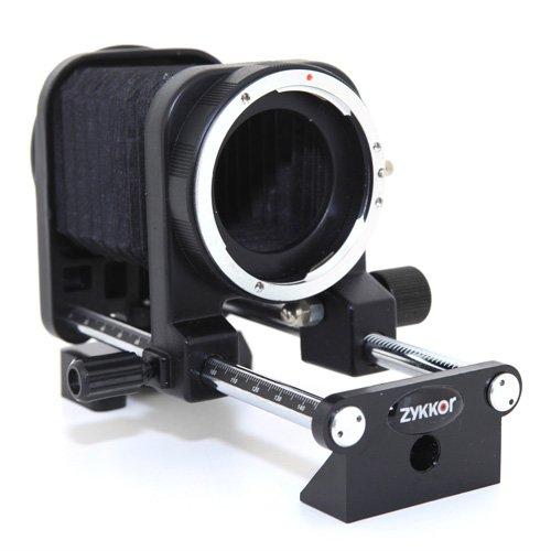 (Zykkor Macro Bellows for Canon EOS EF Lens Film & Digital SLR, Canon EOS Cameras, Canon EOS 1d, 1ds, Mark II, III, IV 5D, 5D Mark II, 7D, 10D, 20D,)