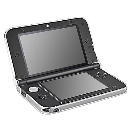 Funda Rigida Dura Cristal Hard Carcasa Cover Para Nintendo ...