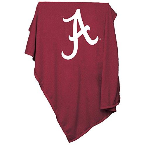 Alabama Crimson Tide Plush Throw - Alabama Crimson Tide Sweatshirt blanket