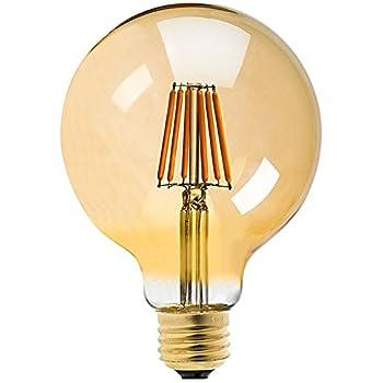 Century Light Dimmable 8w Led Filament Light Bulb E26