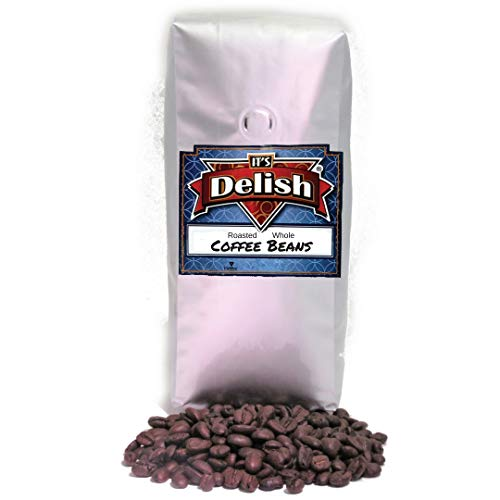 Gourmet Roasted Coffee - 100% Arabica Whole Beans - by Its Delish (French Roast - Costa Rica, 2 lbs)