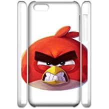 angry birds 2 iPhone 6 4.7 Inch Cell Phone Case 3D White yyfD-137059