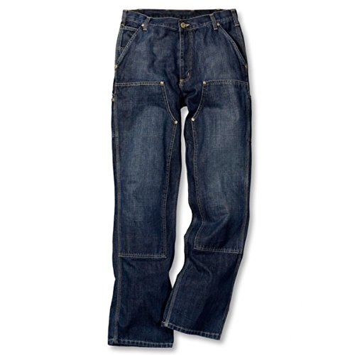 Pants In Dark Worn Jeans Double Logger Front Carhartt 0wna7dq0