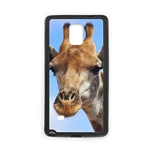 Custom Cell Phone Case for Samsung Galaxy Note 4 with Giraffe shsu_7637362 at SHSHU wangjiang maoyi