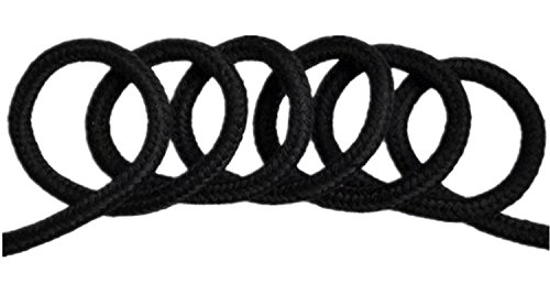 MAXSIN 10 Meters Long Bondage Cotton Rope Natural Soft Twisted Cord Durable String