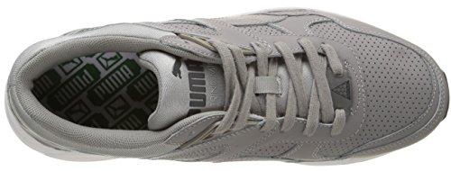 Puma R698 360601 Zapatillas de Running, Unisex Adulto Gris (Grey)