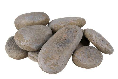 10 Slate River Rock Fyre Stones