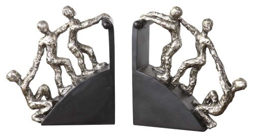 Uttermost Helping Hand Bookends, Set of 2