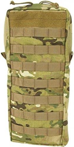 Tactical Assault Gear MOLLE Hydration 100oz Bladder Carrier, Large,