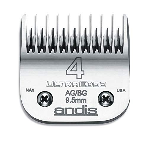 Andis UltraEdge Clipper Blade Size 4 (Chrome 65 Tooth)