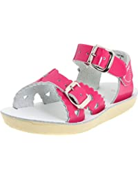 Salt Water Kid's Sweetheart Child Flat Sandals