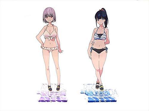 SSSS.GRIDMAN Acrylic Stand Rikka Takarada