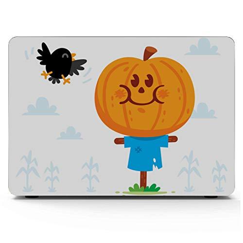 Halloween Sweets Clipart (MacBook Air Case Halloween Clipart Cute Sweet Scarecrow Pumpkin Suitable for MacBook Air 13