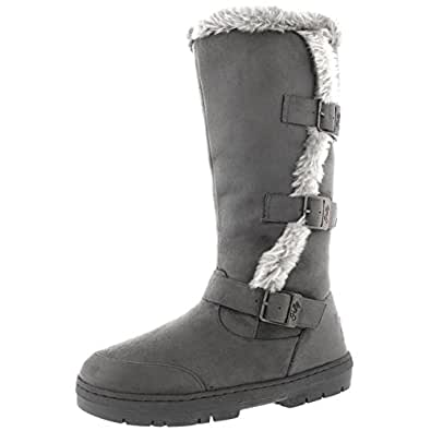 Amazon.com | Holly Womens Slouch Snow Winter Waterproof