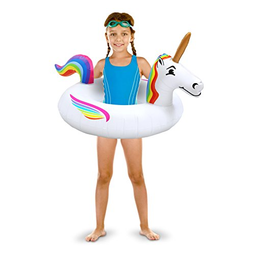 GoFloats Unicorn Pool Float