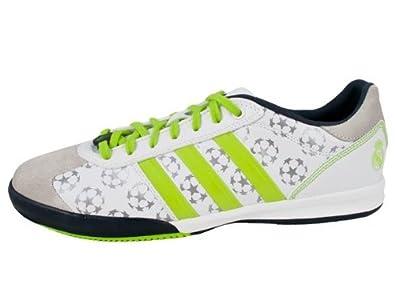 Adistreet Weißsilbergelb Madrid Real Theme Adidas Sneaker 8OPknw0