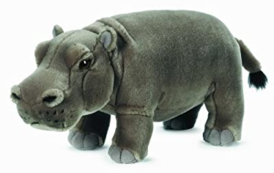 Webkinz Signature Hippopotamus Plush by Webkinz