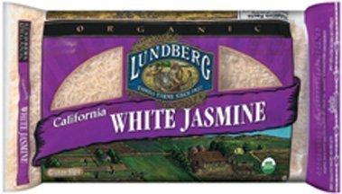 Lundberg Farms Organic Jasmine White Rice ( 12x2 LB) by Lundberg by Lundberg