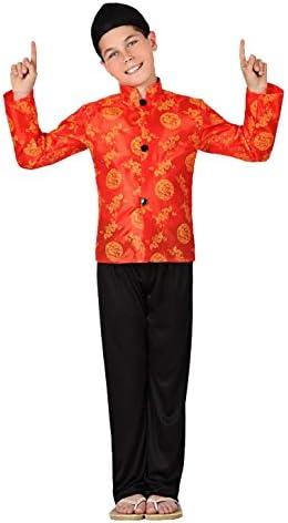 Atosa – 1984 – Disfraz de Chino para niño – Talla 1: Amazon.es ...