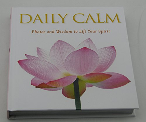 Hallmark BOK2190 Daily Calm Book