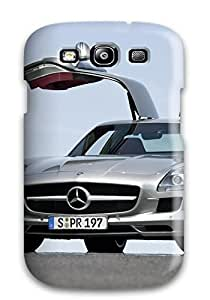 New Design On Mercedes Sls Amg 30 Case Cover For Galaxy S3