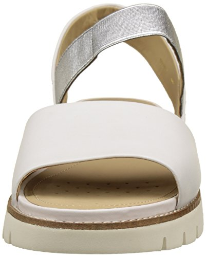 Geox Dames D Darline C Enkel Wit (whitec1000)