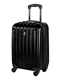 Atlantic AL39569009 Aero Glide Collection-Carry-On, Black, United States Carry-On