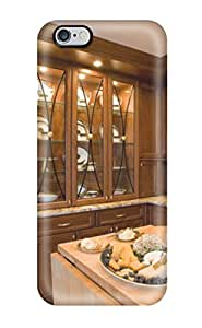 ClvgETr1339TgooN Case Cover Protector For Iphone 6 Plus Glass-front China Cabinet And Butcher Block Island Case