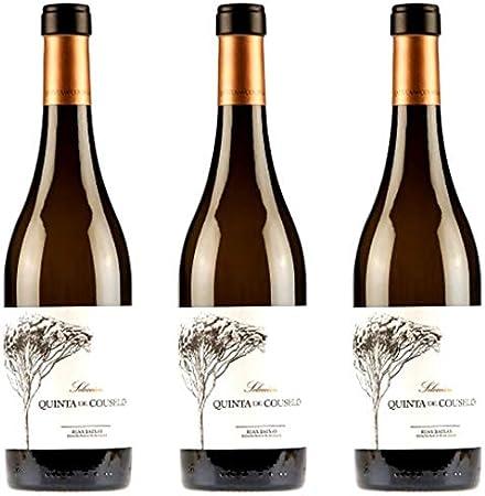 Quinta De Couselo Vino Blanco - 3 botellas x 750ml - total: 2250 ml