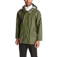 Helly Hansen Workwear Men's Mandal Rain Jacket