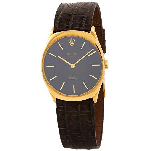 Rolex Cellini Manual-Wind Female Watch 4133/8 (Certified Pre-Owned)