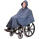 Patterson-Poncho para silla de ruedas Homecraft