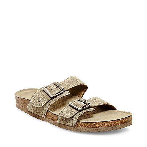 Madden Girl Women's Brando Footbed Sandals  - 9.0 M