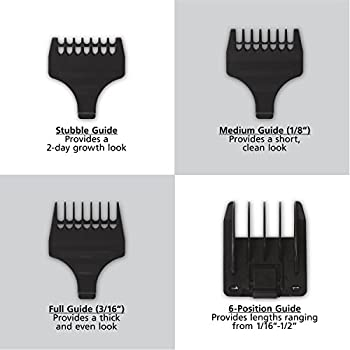 Wahl Clipper Groomsman Cordcordless Beard Trimmers For Men, Hair Clippers & Shavers, Rechargeable Men's Grooming Kit, Gifts For Husband Boyfriend, By The Brand Used By Professionals # 9918-6171 1